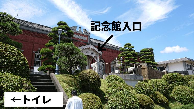 岡山市水道記念館 外観
