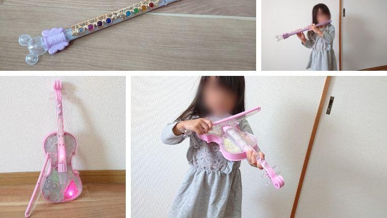 3歳 女の子 プレゼント 楽器のおもちゃ