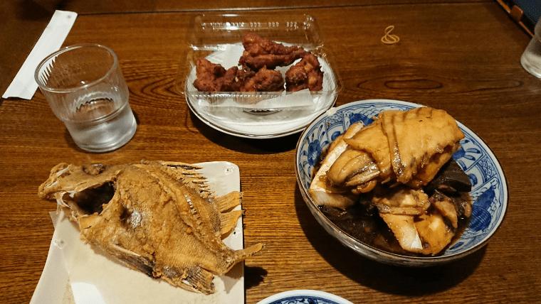 大三島 大漁 サイドメニュー