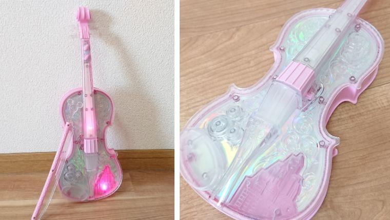 ディズニーライト&オーケストラバイオリン