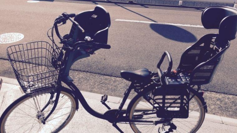 子供乗せ自転車 いつから